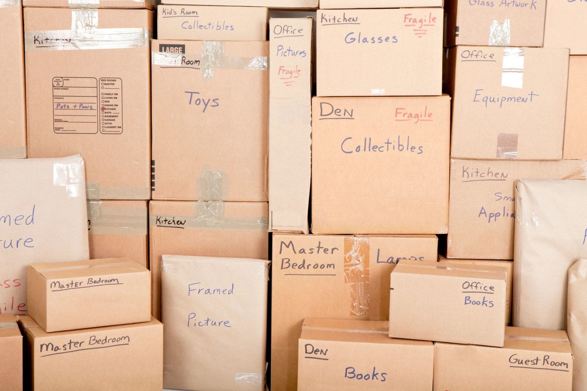 commercial warehouse movers nj